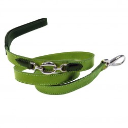 Hartman Lead in Lime Green & Ivy Green