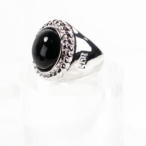 Black Onyx Signature Ring