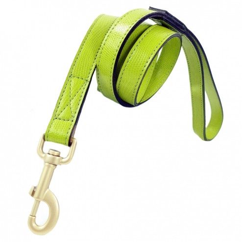 Park Avenue Lead in Lime Green