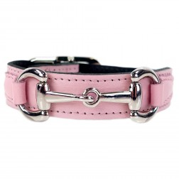 Belmont in Sweet Pink & Nickel