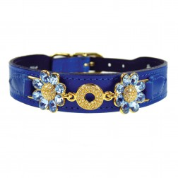 Daisy in Cobalt Blue