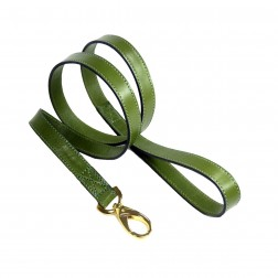 Daisy Lead in Lime Green
