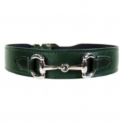 Belmont in Ivy Green & Nickel