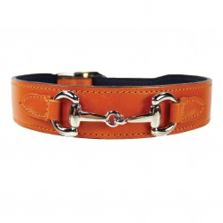Belmont in Tangerine & Nickel