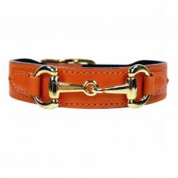Belmont in Tangerine & Gold
