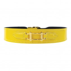 Hamilton Collection in Canary Yellow Patent & Gold
