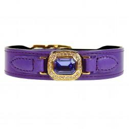 Haute Couture Octagon in Lavender & Tanzanite