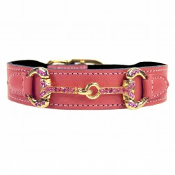 Horse & Hound in Petal Pink