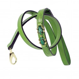 Leap Frog Lead in Cut Grass Green