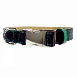 Snakeskin in Emerald