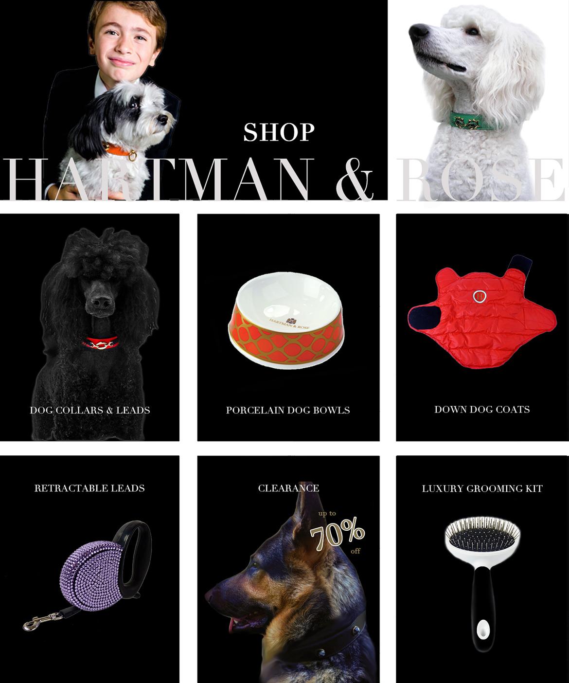 Hartman & Rose Shop